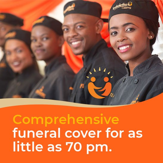 Funeral Services & Funeral Cover from R70